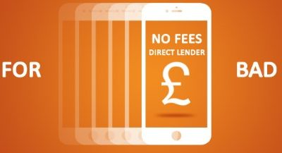 Loans For Bad Credit No Guarantor No Fees Direct Lender
